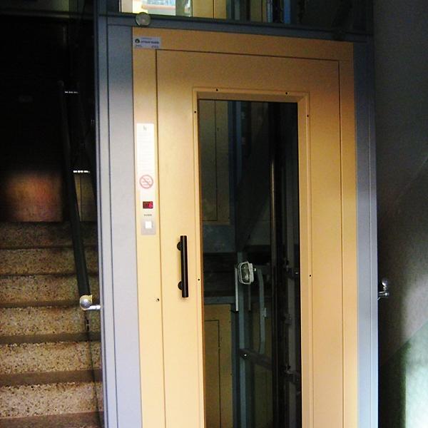 Rekonstrukce výtahu na Praze 4 11 vytah praha 4 rekonstrukce cihlarova 600x600 1