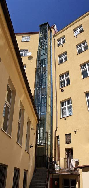 Stavba výtahu a konstrukce - Praha 8 1 vytahy praha 8 kubik holeho