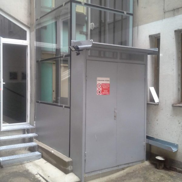 strojovna výtahu praha, výtahy kubik