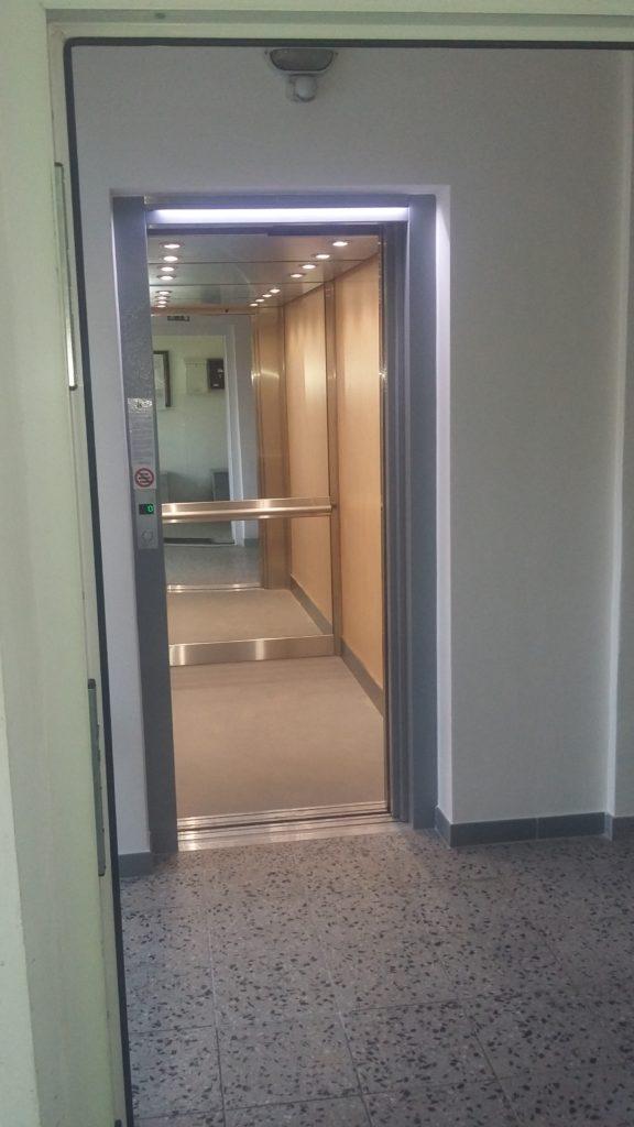 Stavba výtahu - Praha 5, Zázvorkova ulice 3 Zázvorkova a