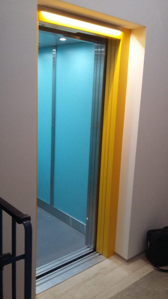 Rekonstrukce výtahu v Blatenské ulici na Praze 4, Roztyly 18 blatenska vytahy 1
